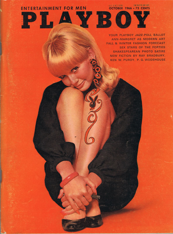 us playboy 1966 10 october 66 linda moon ann margret mel brooks top ebay. Black Bedroom Furniture Sets. Home Design Ideas